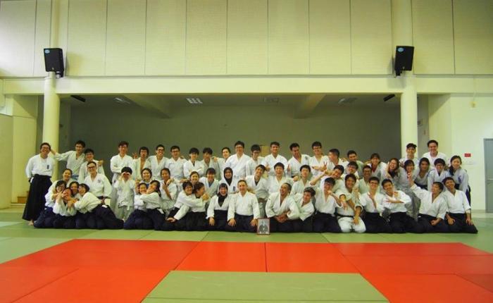 NUS/NTU/SIM/SMU Aikido Exchange