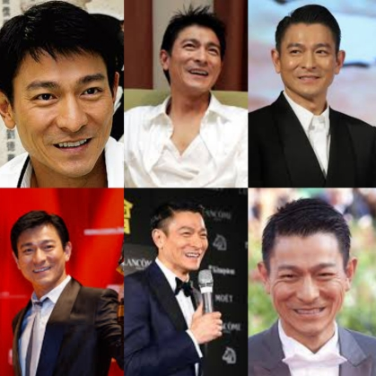 Andy Lau smile 1 montage