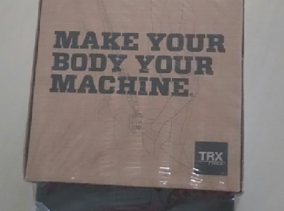 TRX-Your dad's newtoy.