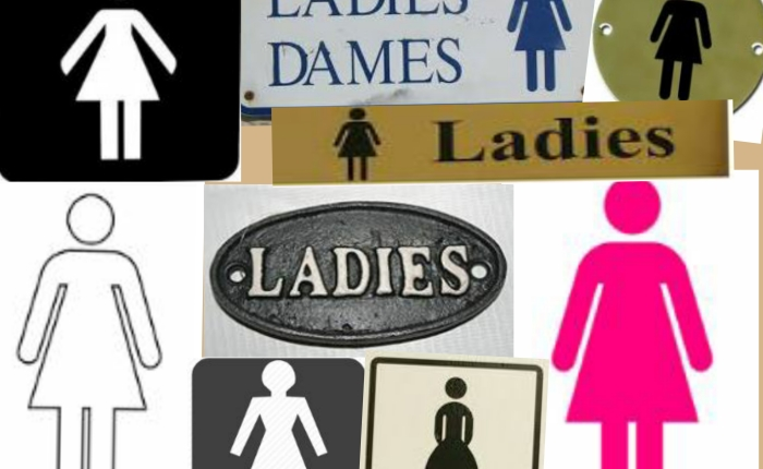 Toilets are not GenderNeutral