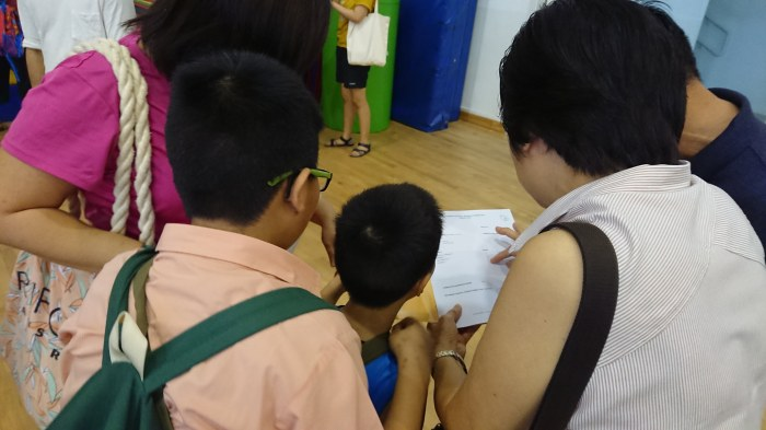 The Big Day of your PSLE results