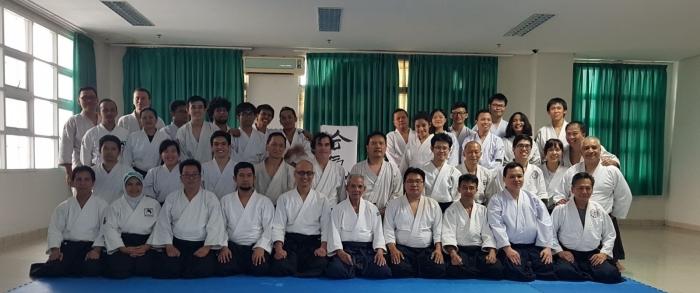Bandung Aikido Seminar