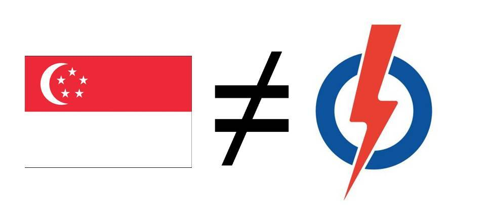 Singapore is not PAP