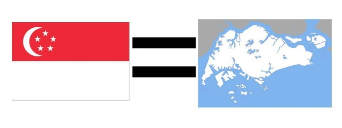 Singapore is Singapore