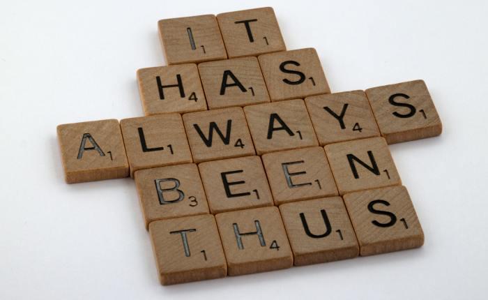 Word Schema- 'Always'